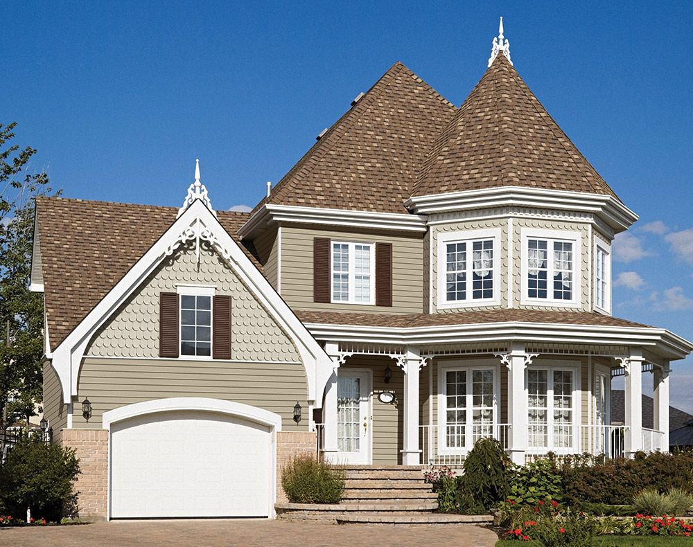 Home siding photo gallery royal building products the for Modern house siding solutions