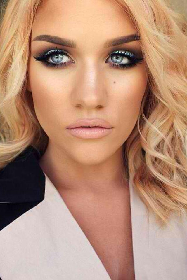She is sooo amazing! Always love her makeup! #batalash
