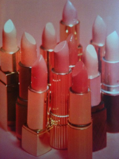 shades of nude pink