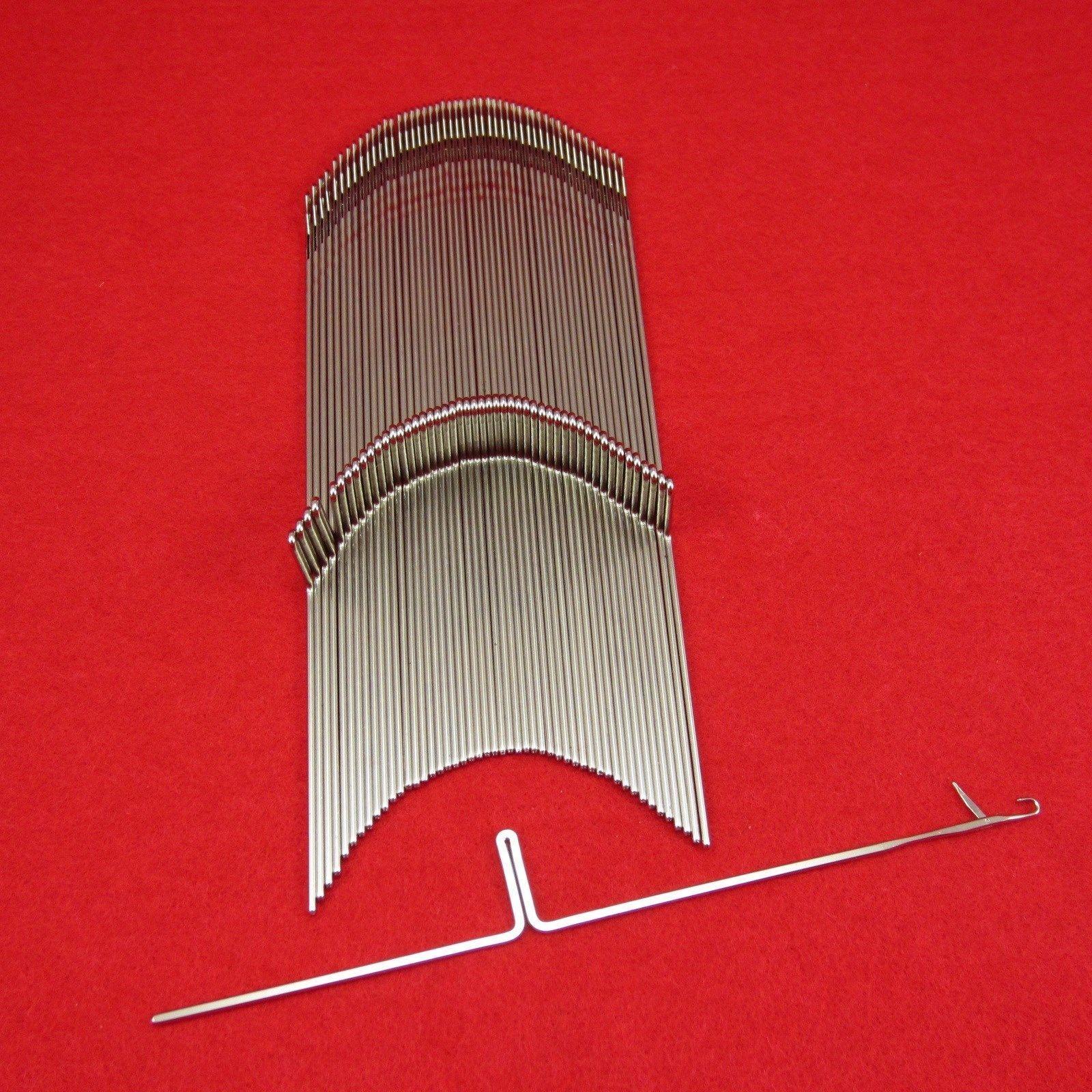 NEU Deckernadel 5.0 mm 3-er Decker für Pfaff Passap Strickmaschine n