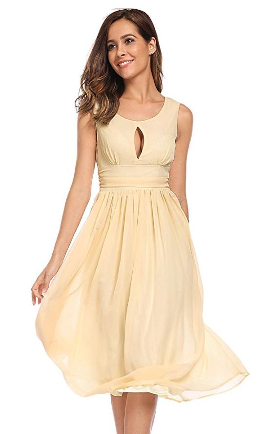 Die schönsten Kleider für Hochzeitsgäste und Brautjungfern ...
