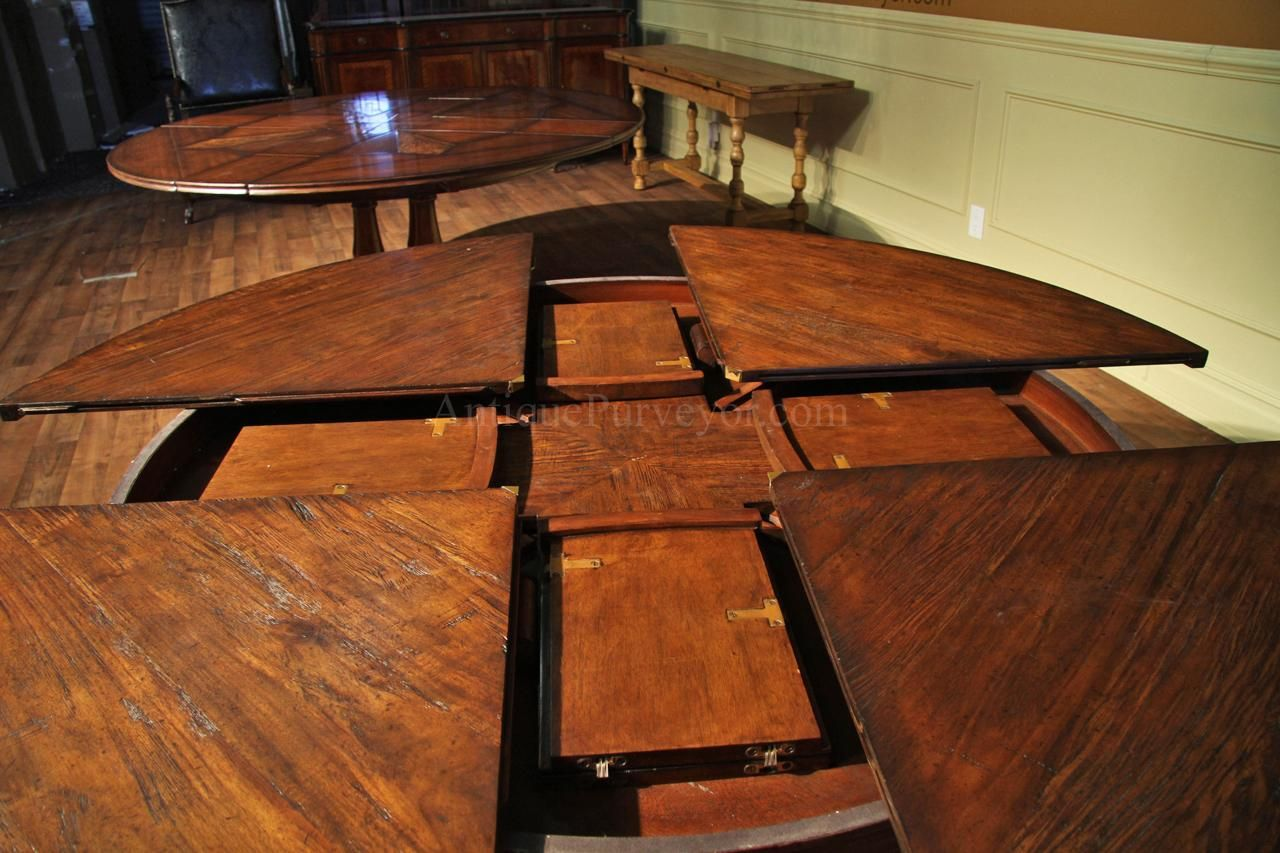 Round Table With Fold Out Leaves Folding Tables Offer Convenience To Almost Any Gathering Events Such As Conventions Coll