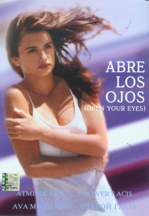 Abre Los Ojos Con Imagenes Cine Sonoro Abrir Los Ojos Ojos
