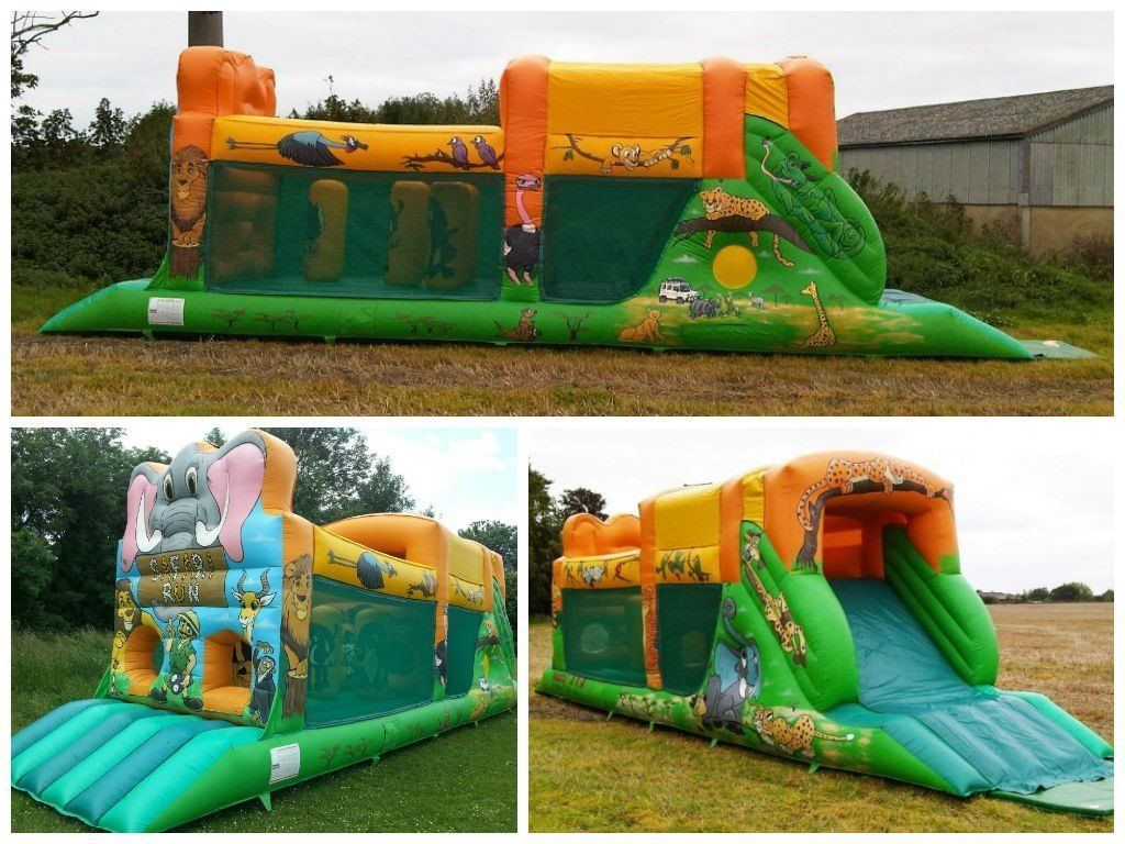 Pin On Second Hand Bouncy Castles