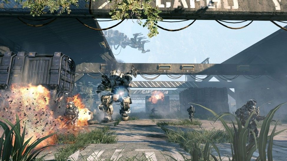Titanfall Deluxe Edition Launches on Origin, Comes Next
