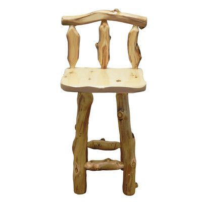 Millwood Pines Laverriere Bar Counter Stool Bar Stools 24 Bar Stools 30 Bar Stools