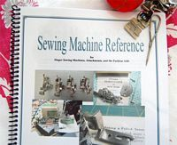 Singer Sewing Machine Reference Book - CD