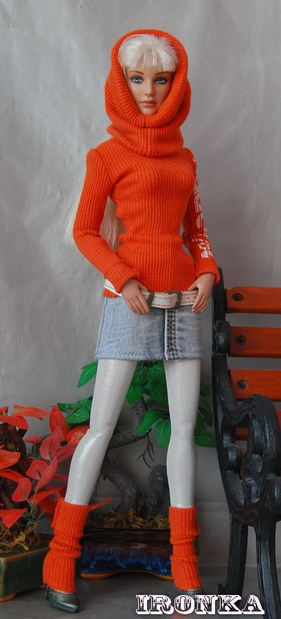 Flirt Fatale Kit   Tonner Doll