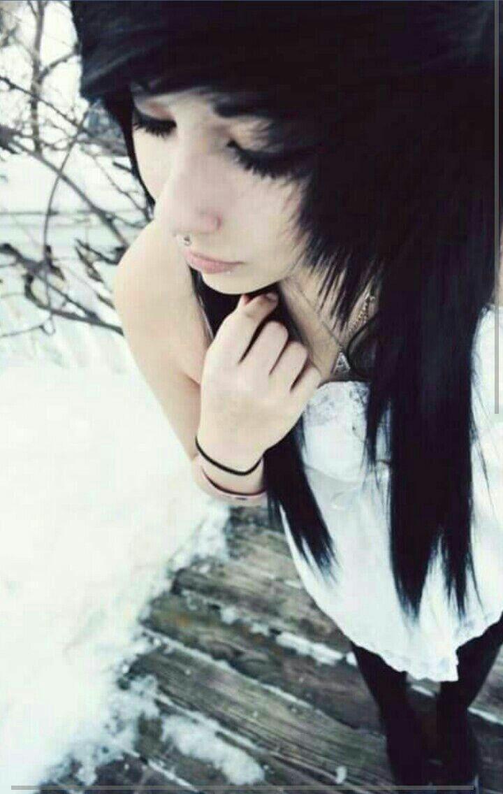 بنات ايمو Black Scene Hair Emo Hair Emo Scene Hair