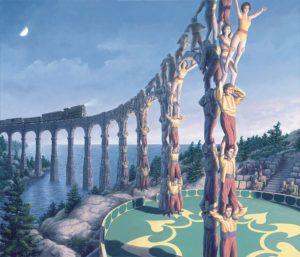 Top Amazing distinct modern art illusion   ireviewnew