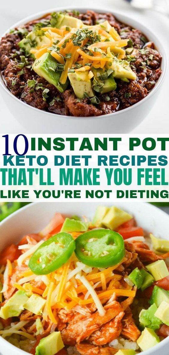 10 Instant Pot Keto Recipes to Add to Your Meal Plan images