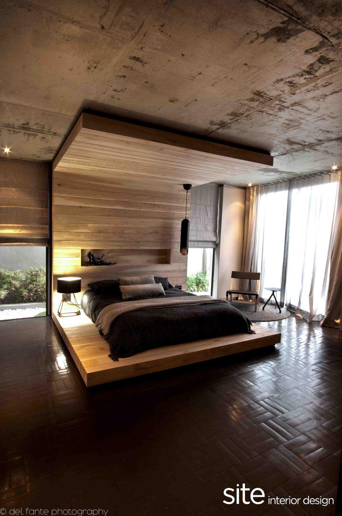 Uns zu hause innenarchitektur bedroom interior design at the aupiais house by site interior design