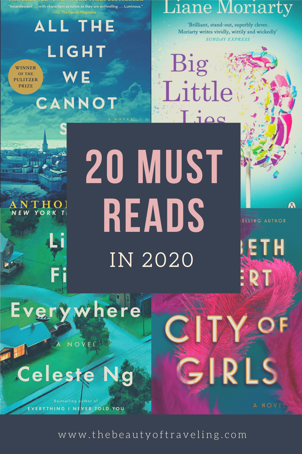 20 Books To Read In 2020 Life Changing Must