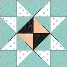 Block of Day for April 04, 2015 - Shoofly Star