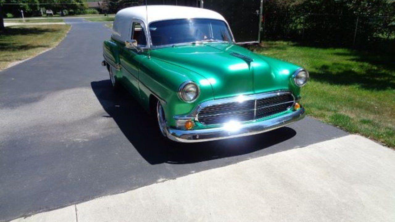 1953 Chevrolet Sedan Delivery for sale near Cadillac, Michigan ...