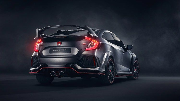 The glorious return of the Civic Type R - Autoblog