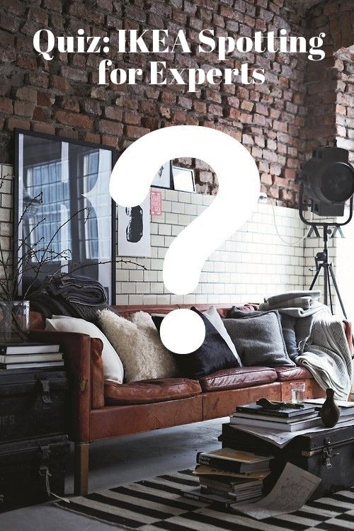 Take The Quiz Ikea Spotting For Experts Ideas Diy Pinterest