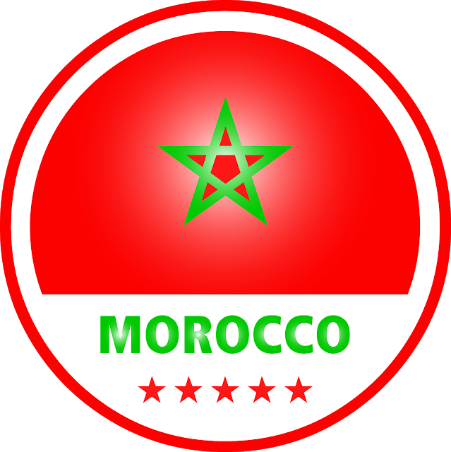 download icon flag morocco svg eps png psd ai vector free