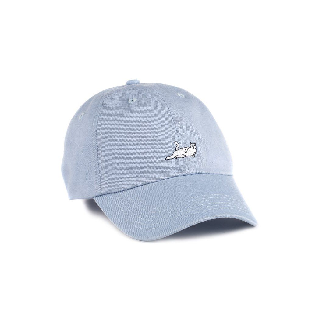 f22cd0b090f Castanza Dad Hat (Light Blue)