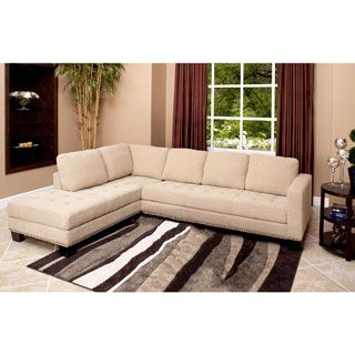 Lovely Shop For ABBYSON LIVING Claridge Fabric Sectional. Get Free Delivery Atu2026