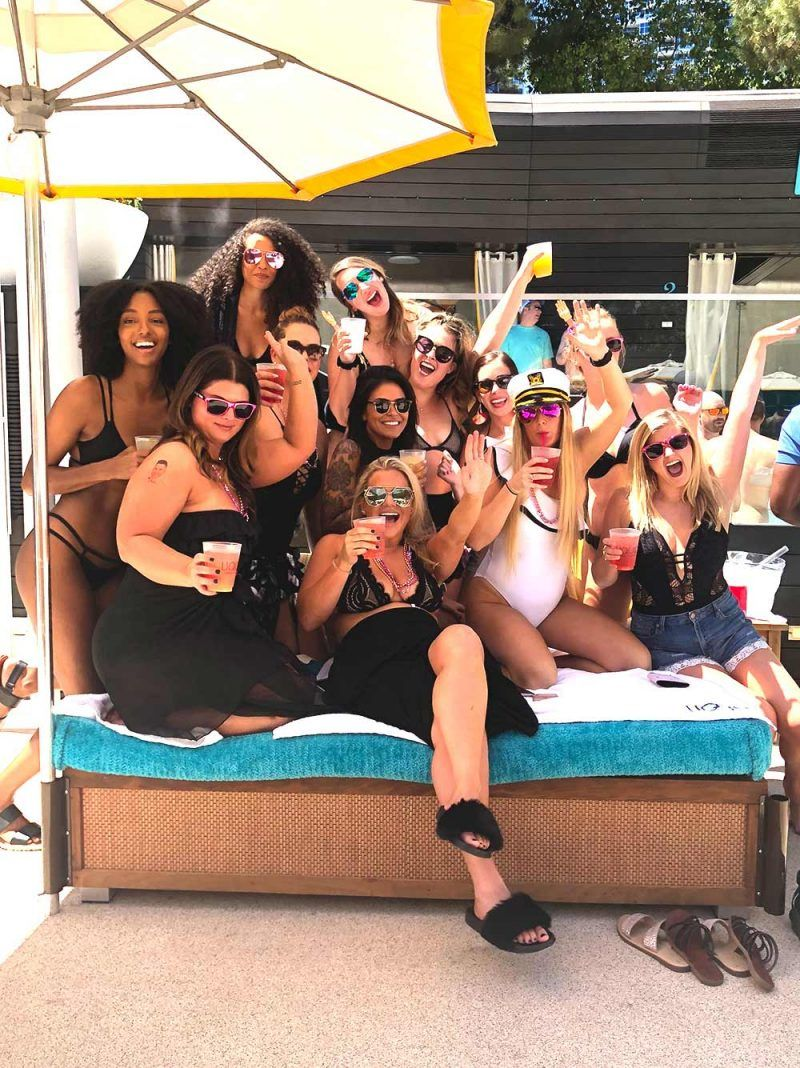 Las Vegas Bachelorette Party Itinerary And Ideas On A Budget
