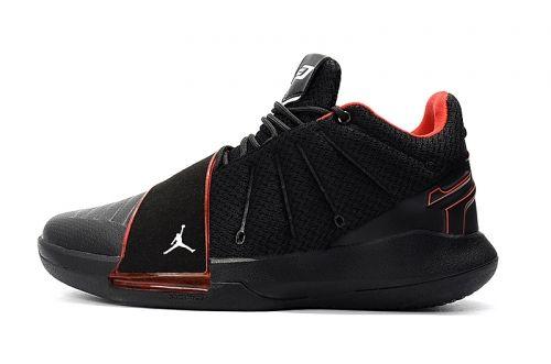 79395d6bb8b187 Buy Chris Paul Jordan CP3.XI Bred Black Varsity Red-White Mens Basketball  Shoes For Sale - ishoesdesign