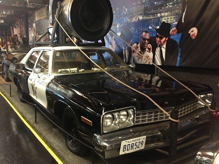 Blues Brothers Car Volo Museum Volo Il Http Volocars Com