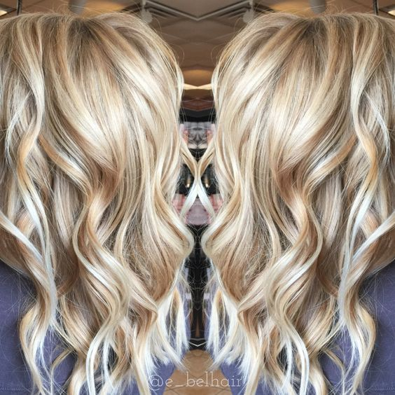 The Perfect Fall Hair Inspiration For Blondes Fall Hair 2017