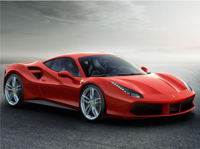 Ferrari California T & Ferrari 488 GTB make an entrance in ...