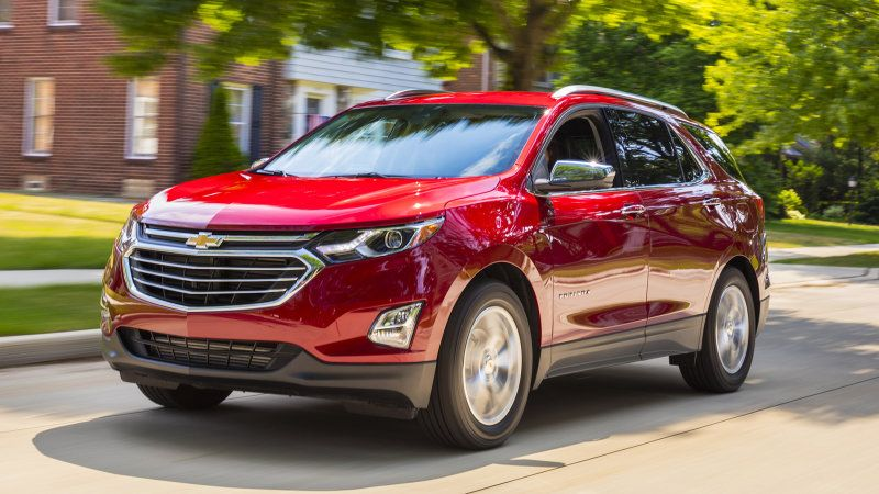2018 Chevrolet Equinox Diesel First Drive Review