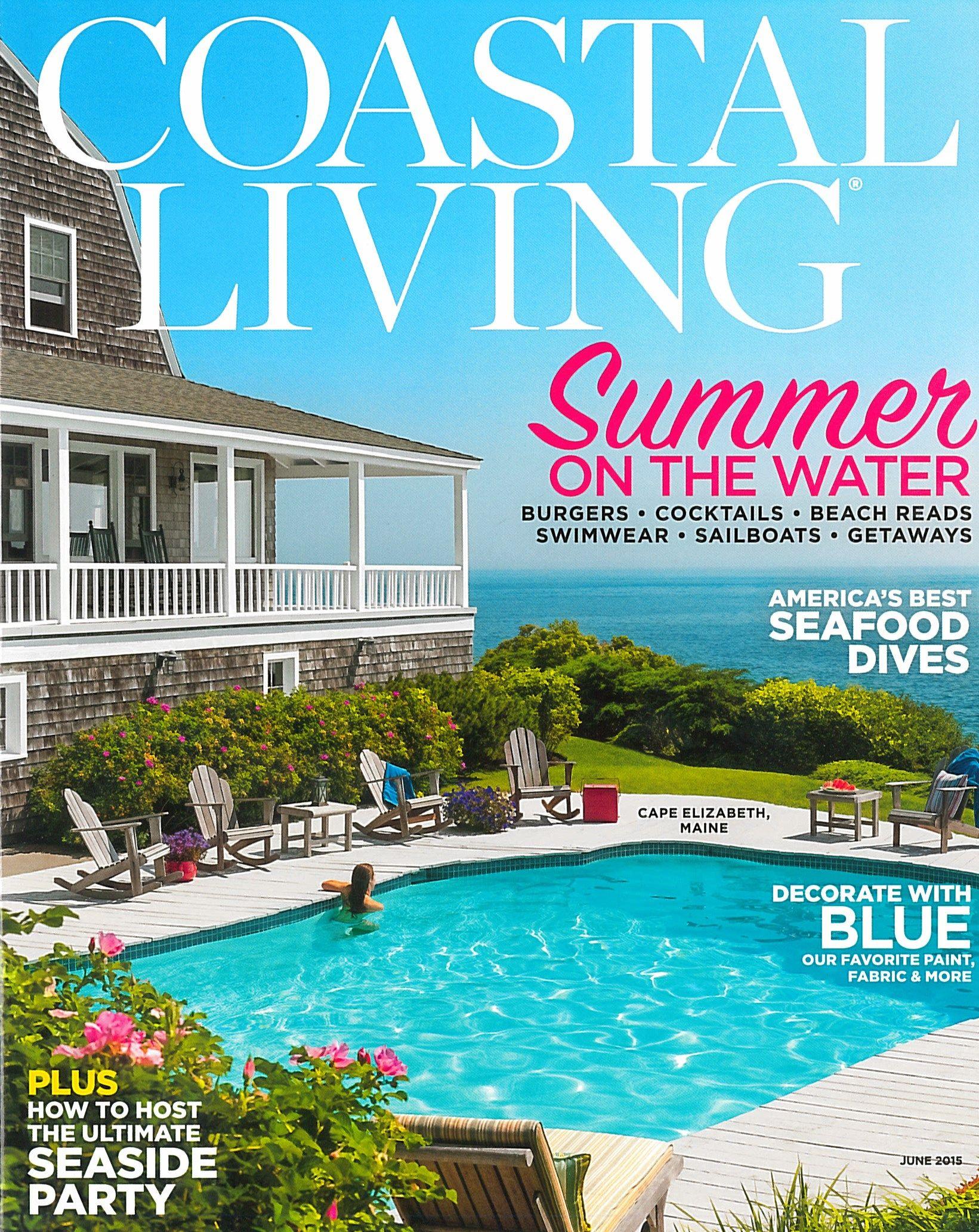 CoastalLiving #summer #June #VIETRIPress | Editorial