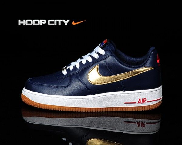 Nike Air Force 1 Low 'Dream Team' | kicks | Nike air force