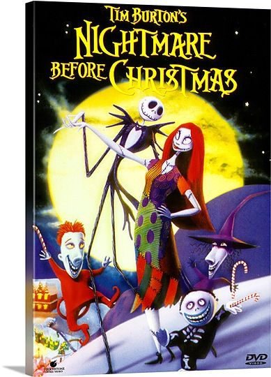 Tim Burtons The Nightmare Before Christmas 1993 With Images