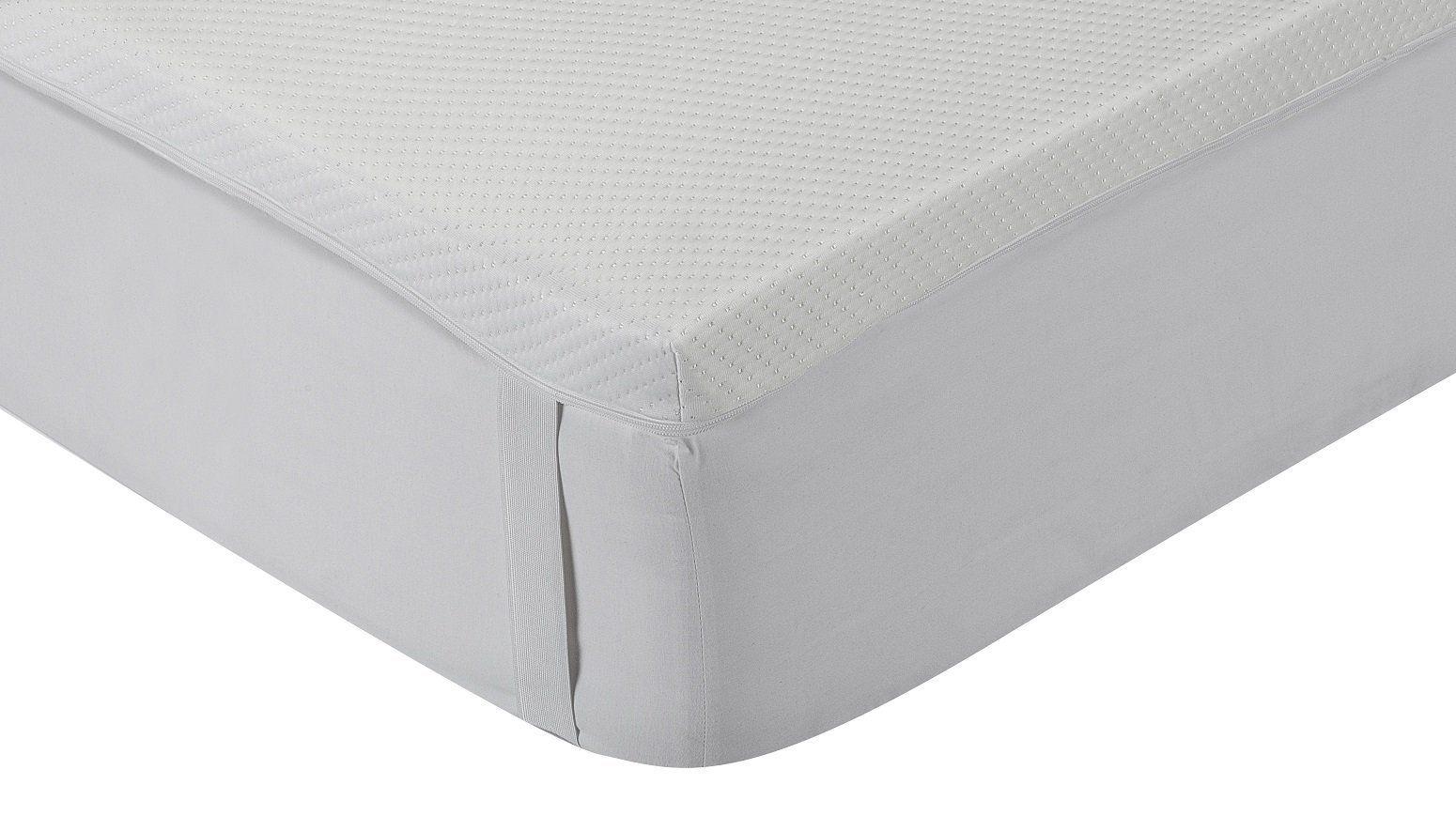 Classic Blanc Surmatelas En Mousse A Memoire Aloe Vera Confort Medium Epaisseur 5cm In 2020 Home Decor Furniture Decor