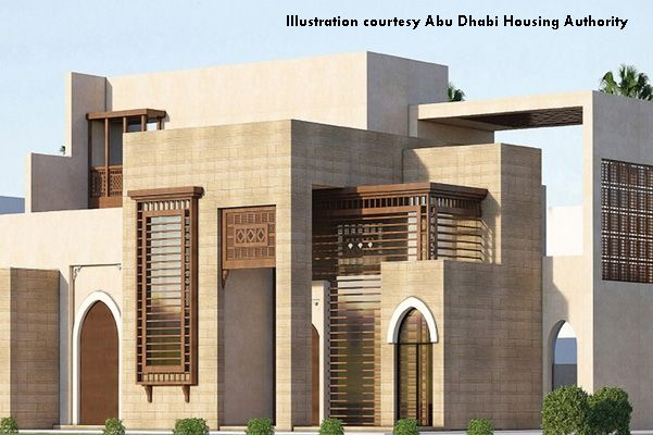 Islamic villa design google search islamic villa for Modern house uae