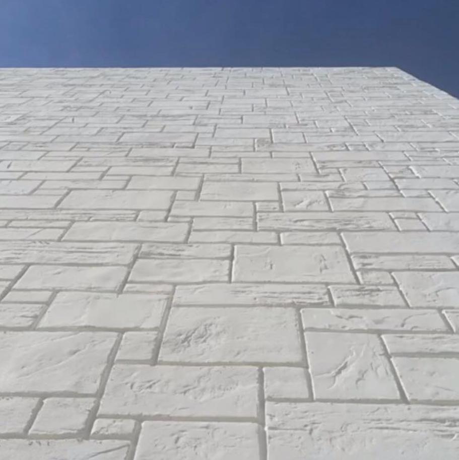 Wir Machen Die Asthetischsten Wande Und Boden Aus Beton Fassade Ferienanlage Fassadenverkleidung