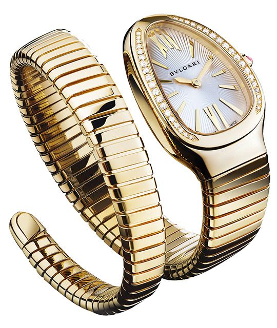 7fed85cb7cec BULGARI Serpenti Tubogas Women s Watch. Visit our stores or shop online at  www.cellinijewelers.com today.