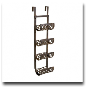 Wrought Iron Towel Racks   Easy Home Concepts