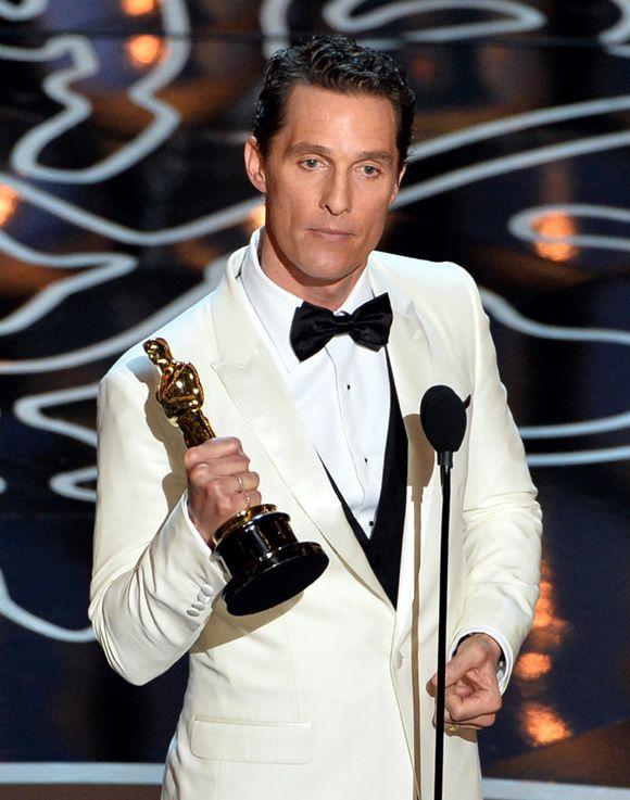 Oscar Winner - Best Actor - Matthew McConaughey, Dallas