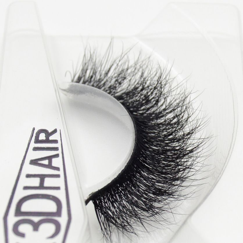 1 Pair 3d Mink Lashes Wholesale Lilly 100 Real Mink Fur Handmade
