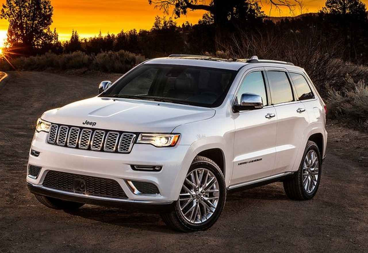 2018 jeep grand cherokee specs redesign changes release date price http carsinformations. Black Bedroom Furniture Sets. Home Design Ideas