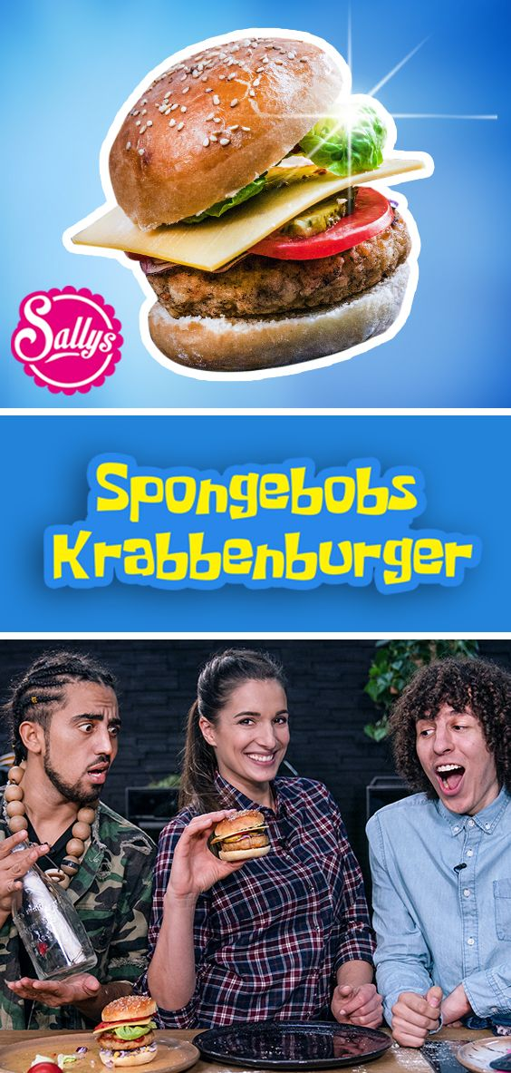 Photo of SPONGEBOBS KRABBENBURGER / SALLYS WELT