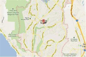 Laguna Niguel Leak Detection Northern California Map Map Geo