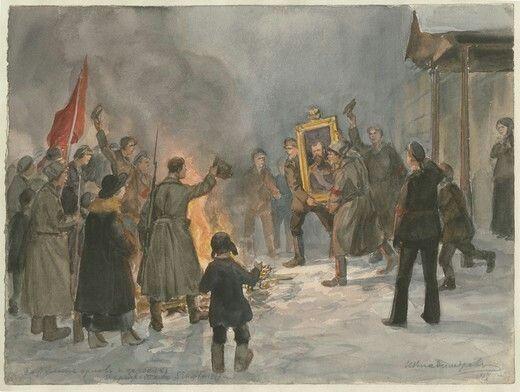 Revolution Burning Series