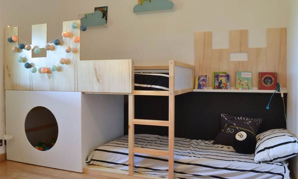 kura seng Ikea Kura seng til to børn | hausideen | Pinterest | Ikea kura  kura seng