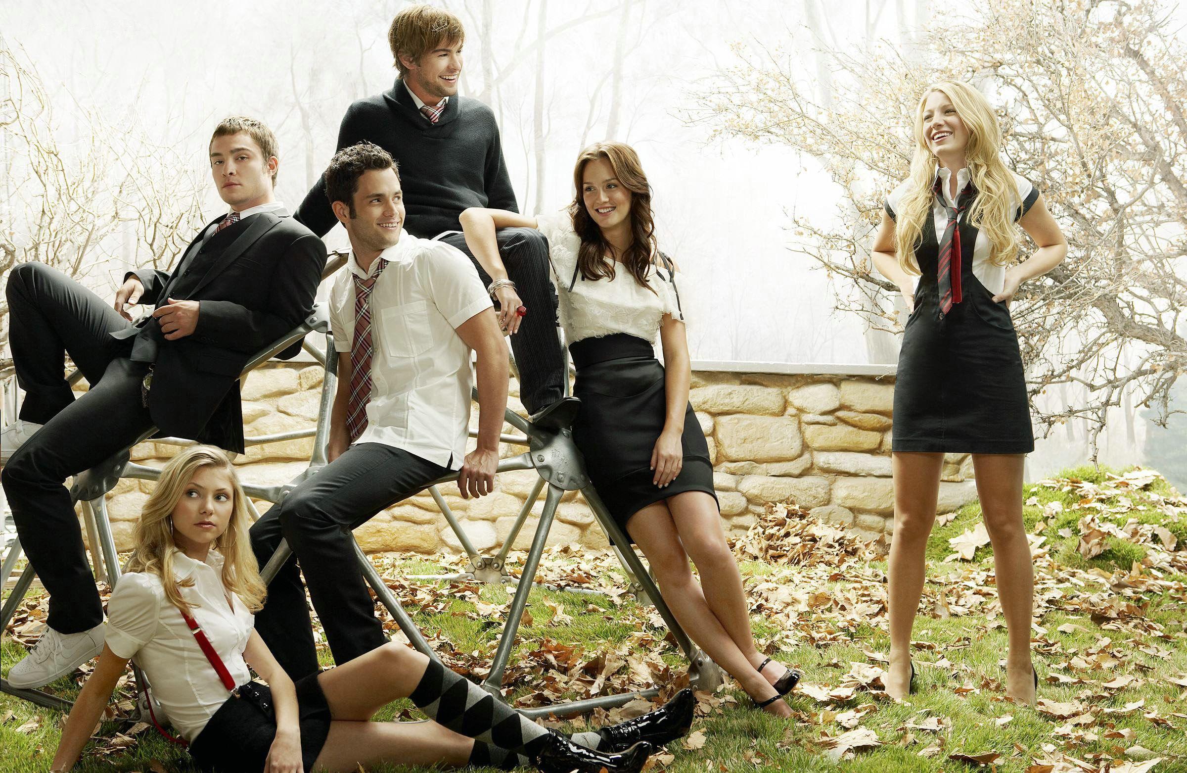 Gossip Girl cast (season 1).