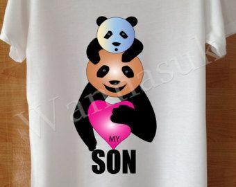 Panda T-shirt, Panda Shirts, Funny Panda Womens Tank Tops, Festival Shirts Women, Summer T-shirts, Awesome Clothing womens, Panda Women Tops