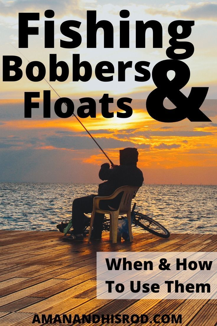 How to Use Fishing Floats and Bobbers -  Ever wonder how to use fishing floats or bobbers? This in