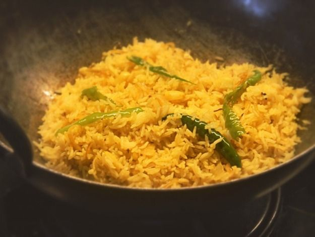 Beyond Curry: Fodni Bhaat (Indian Fried Rice)