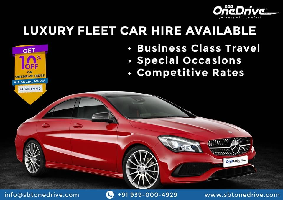 We render Luxury Car Rental Services for corporate world's